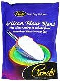 Pamela's Gluten-Free All Purpose Artisan Flour Blend, 4 Pounds (Pack of 3)