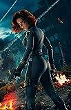 The Avengers - Black Widow - Scarlett Johansson Movie Promo Poster Print 24x36