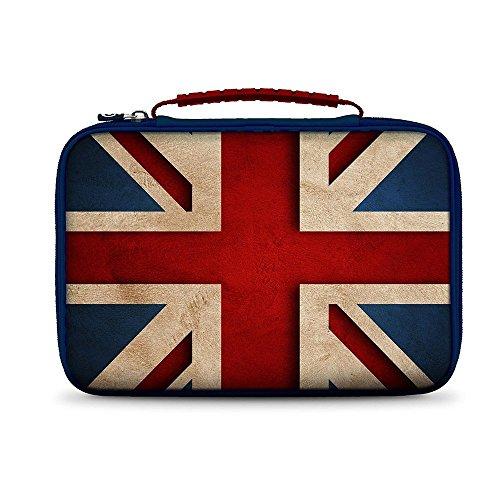BigBen BC330564 Case UK für Tablets, rot/blau/beige - BC330564