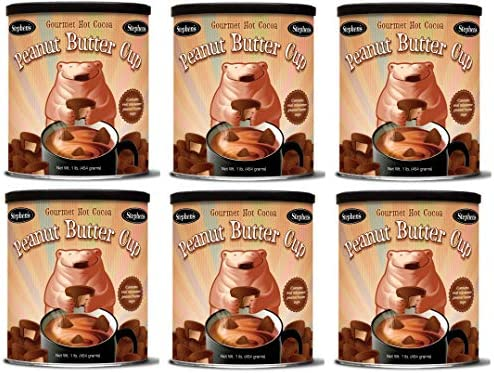 Stephen s Gourmet Hot Cocoa Peanut Butter Cup 16 OZ Pack of 6 product image