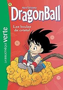 Dragon Ball Nouvelle édition bibliothèque verte Tome 1