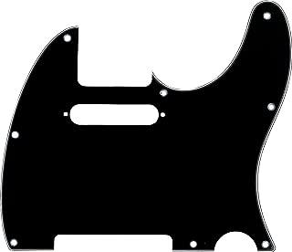 Fender Pickgrd American Standard Tele Blk (Bwb)