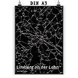 Mr. & Mrs. Panda Poster DIN A3 Stadt Limburg an der Lahn