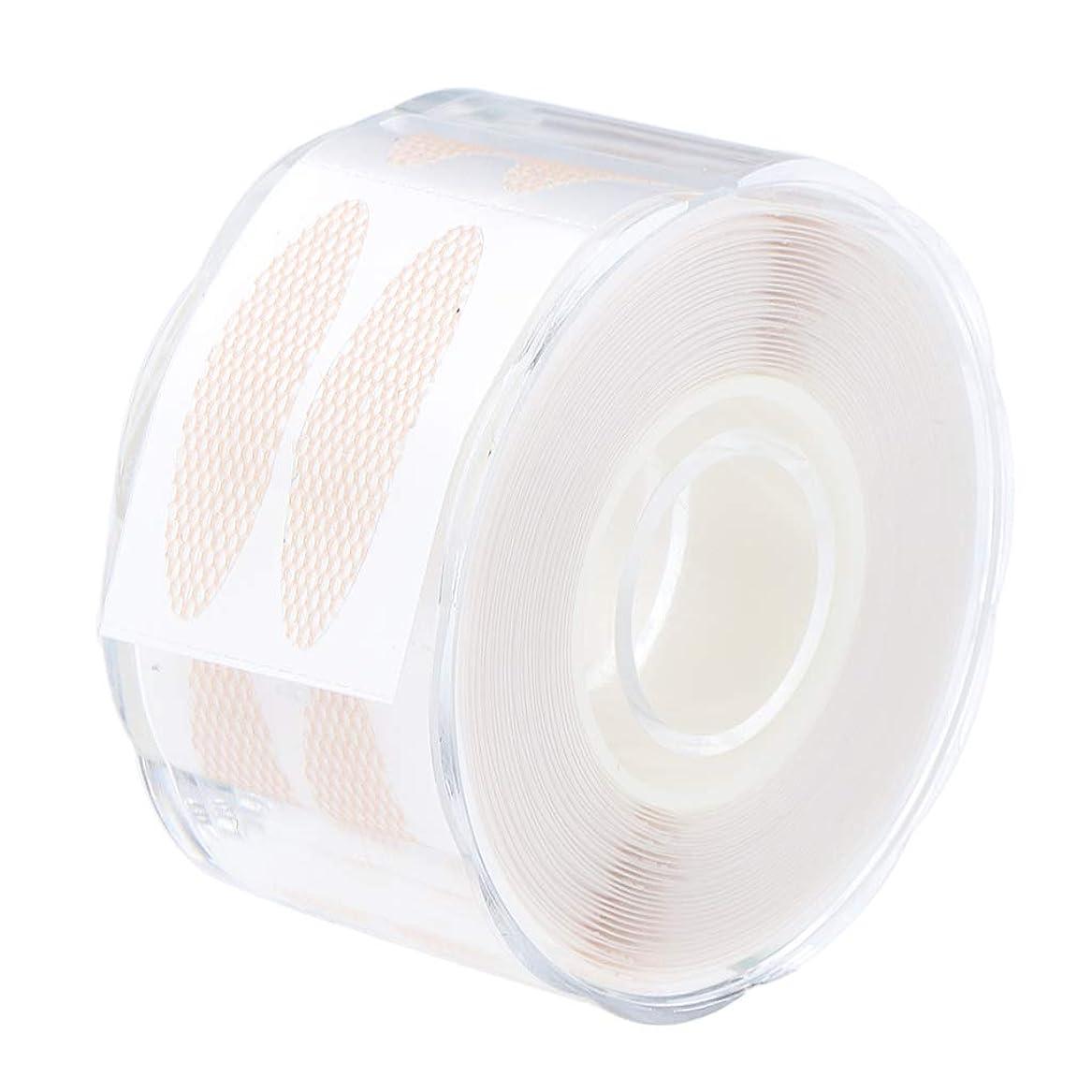 支援遠い喉が渇いたB Blesiya 約220ペア 二重まぶたステッカー 二重まぶたテープ 通気性メッシュ アイメイク 3サイズ選べ - 2.5×1.2 cm