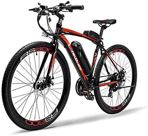 RDJM Bici electrica, Bicicleta eléctrica de 26 Pulgadas for Adultos, Bicicleta eléctrica...