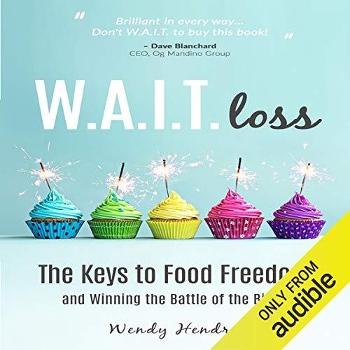 W.A.I.T.loss audiobook cover art