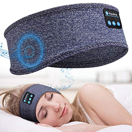 Sleep Headphones Bluetooth 5.0 Sleeping Headphones Headband 10H...