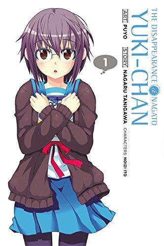 The Disappearance of Nagato Yuki-chan, Vol. 1