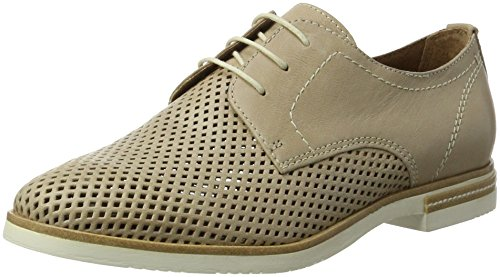 Tamaris Damen Oxford, Beige