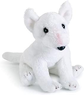 english bull terrier stuffed animal