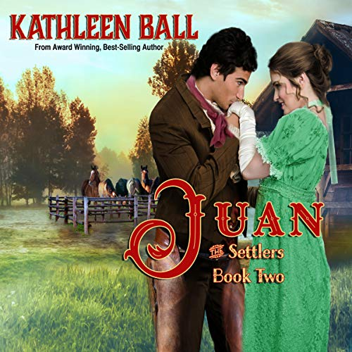 Juan  audiobook cover art