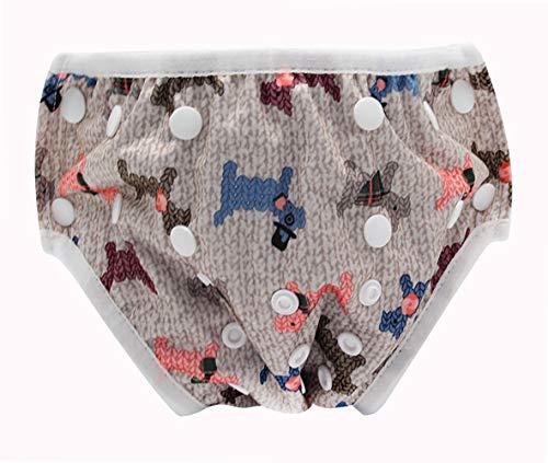 Happy Cherry Baby Badewindeln Töpfchen Windelhose Jungen Schwimmwindeln Mädchen Trainingshose Töpfchentraining Stoffwindeln