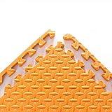 ALGWXQ Foam Kids Spielmatte Wasserdicht Lärmminderung Bodenpuzzle Matte Benutzt für Babyzimmer,...
