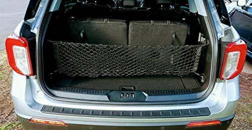 Stretchable Envelope Style Trunk Cargo Net for Ford Explorer 2020-2021