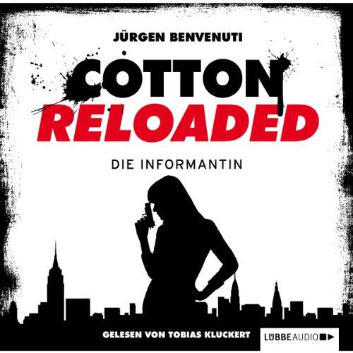 Die Informantin (Cotton Reloaded 13) Titelbild