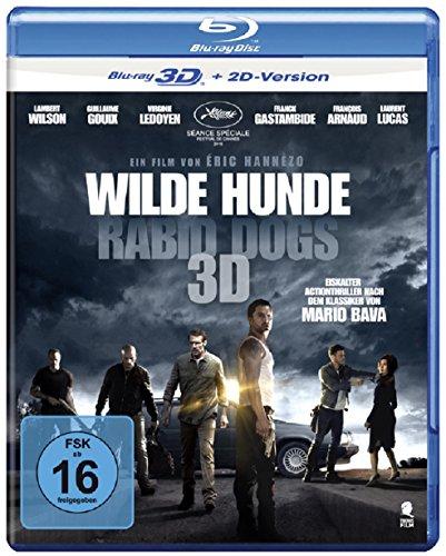 Wilde Hunde - Rabid Dogs [3D Blu-ray + 2D Version]