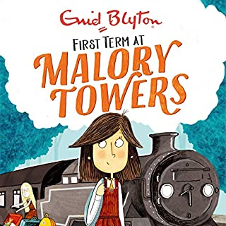 Couverture de Malory Towers: First Term