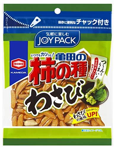 亀田製菓 亀田の柿の種わさび 83g×20袋