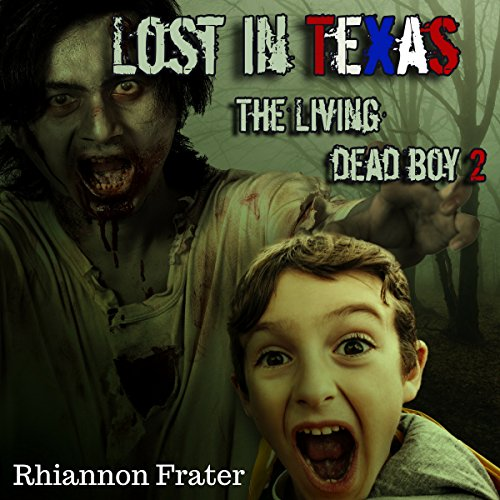Lost in Texas audiobook cover art