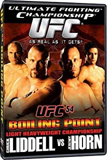 Ultimate Fighting Championship, Vol. 54: Boiling Point