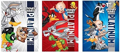Looney Tunes: Platinum Collection, Vol. 1, 2, 3