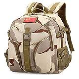 TnXan Armée Militaire Sac À Dos Trekking Camouflage Sac À Dos pour Les Fans De...