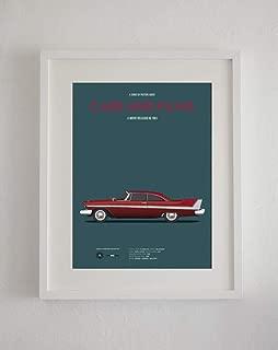 Best christine car art Reviews