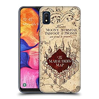 Head Case Designs Officially Licensed Harry Potter The Marauder s Map Prisoner of Azkaban II Hard Back Case Compatible with Samsung Galaxy A10e  2019