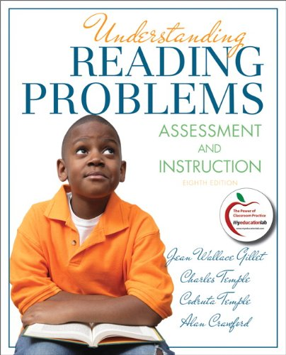 Understanding Reading Problems: Assessment and...