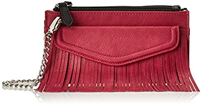 Madden Girl Mgfresh Wallet, Pink, One Size
