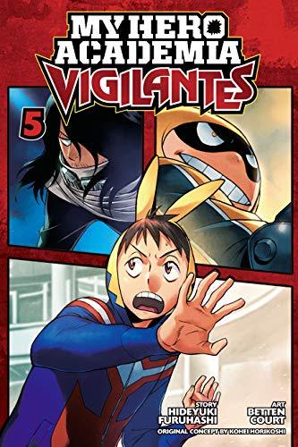 My Hero Academia: Vigilantes, Vol. 5 (English Edition)