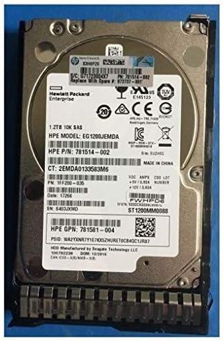 Hewlett Packard Enterprise 872737-001 Internal Hard Drive 2.5
