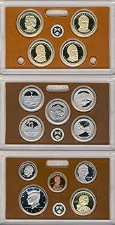 2011 S U.S. Mint 14 coin Clad Proof Set In OGP Proof