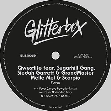 Fever (feat. Sugarhill Gang, Siedah Garrett & GrandMaster Melle Mel & Scorpio)