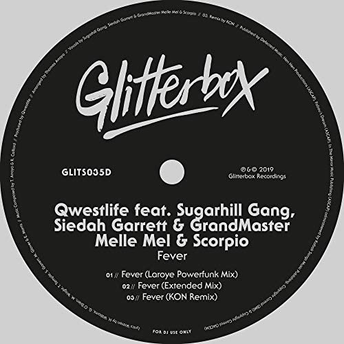 Qwestlife feat. Grandmaster Mele Mel & Scorpio, Siedah Garrett & The Sugarhill Gang