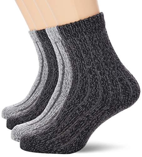 s.Oliver Socks Unisex S20484000 Socken, anthracite, 39/42
