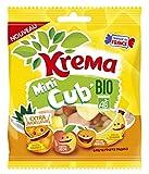 Krema Bonbon Mini Cub Bio Fruit Jaune Sachet 30g
