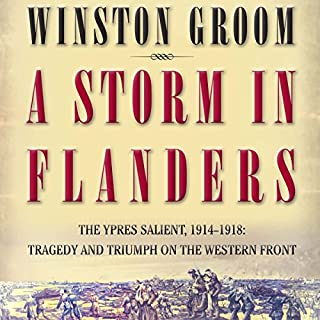 A Storm in Flanders cover art