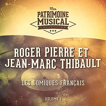 Les comiques français : le bourgeois gentilhomme de molière par roger pierre et jean-marc thibault, vol. 1