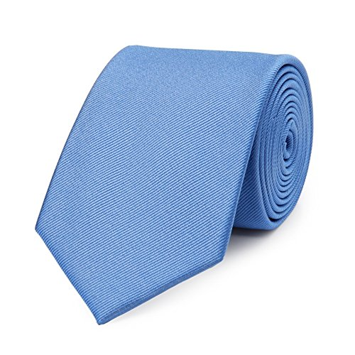 Bruce Field - Cravate pure soie côtelée