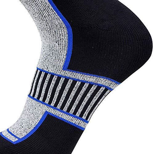 Pure Athlete Snowboard Socks for Men – Comfortable Warm Skiing Snowboarding Sock Women, Winter