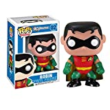 Lotoy Funko Pop Heroes - Animation Robin #02 Super Heroes Figure Derivatives ,Multicolor Gift