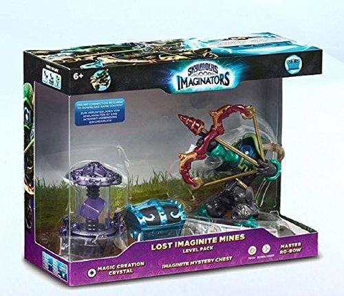 Skylanders Imaginators Lost Imaginite Mines Level Pack