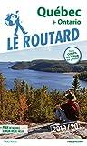 Guide du Routard Québec 2019/20 - (et Ontario)