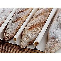 Paño de panadero grande 100 % natural para fermentación 27.5x31.5inch