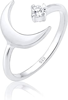 Elli Women's 925 Sterling Silver Themed Ring O 0611181517_54