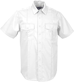 Tactical Men's Station Non-NFPA Class A Short Sleeve Polo, 100% Cotton Twill, Style 46122