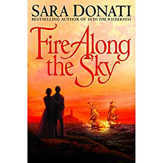 Fire Along the Sky audiobook cover art