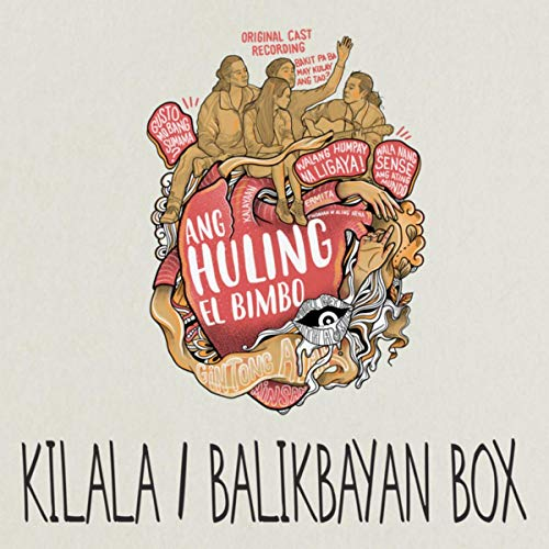 Kilala / Balikbayan Box