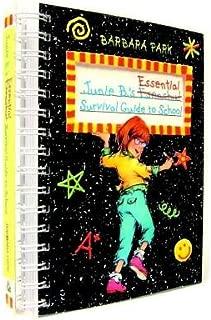 Junie B.'s Essential Survival Guide to School [With Stickers][JUNIE BS ESSENTIAL SURVIVAL GT][Spiral]
